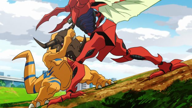 Digimon Adventure Tri. Chapter 1
